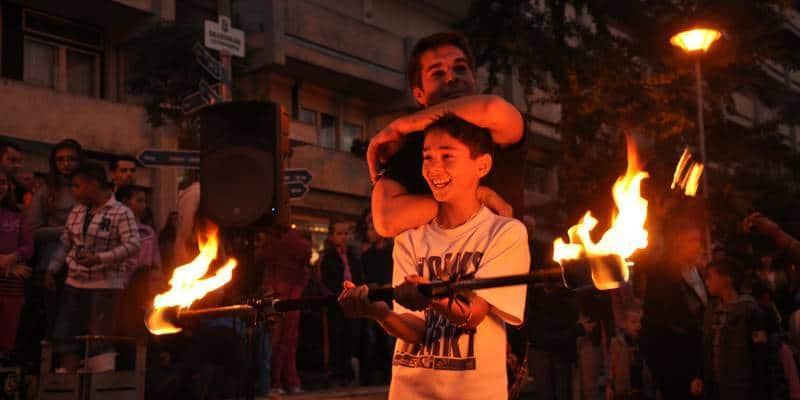 Tűzzsonglőr Show Rendelés