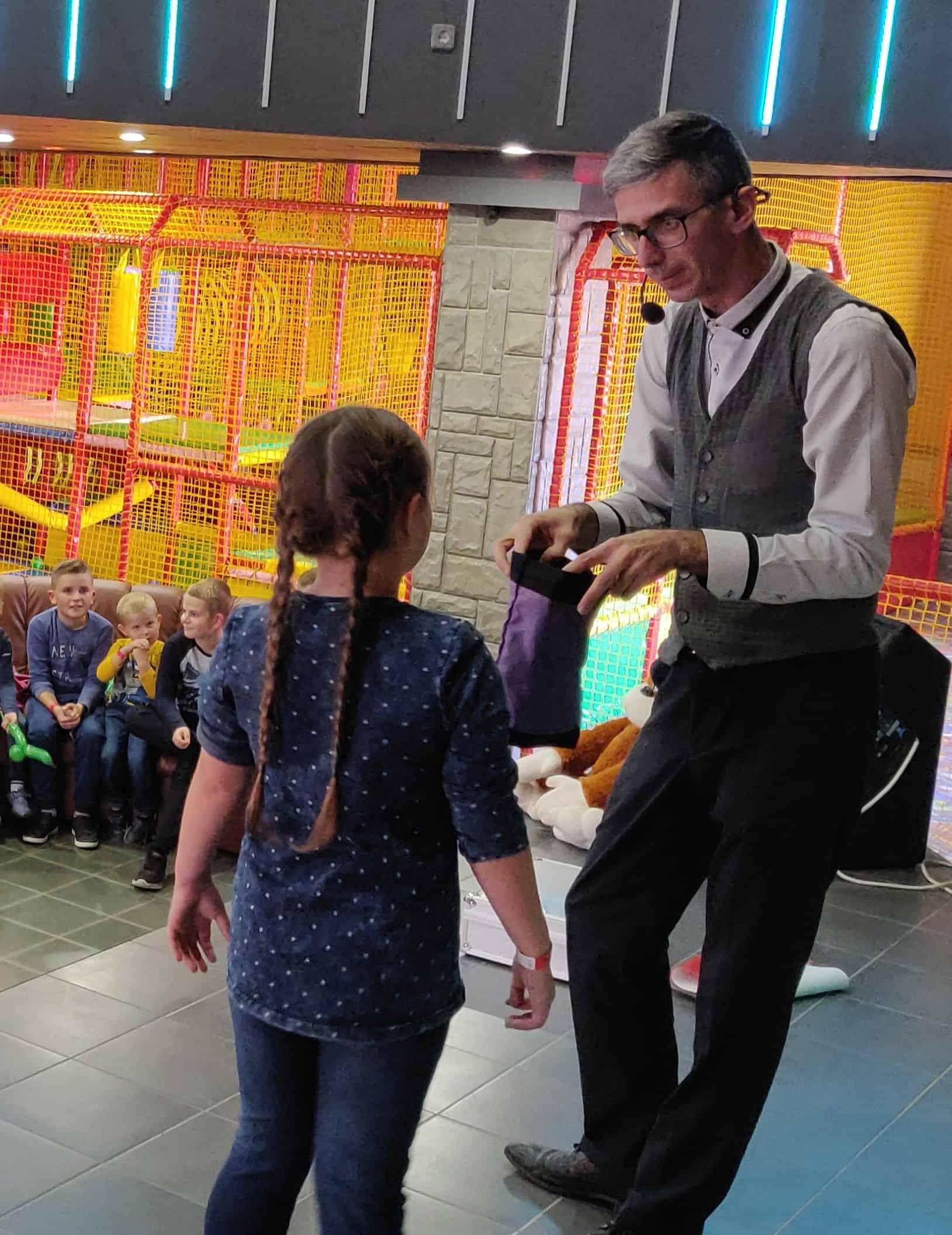 bűvész képzés