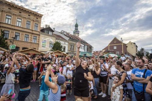 Óriás Buborék show műsor 03