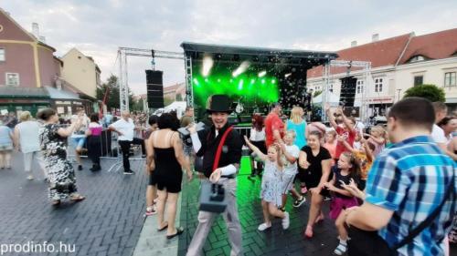 Óriás Buborék show műsor 07